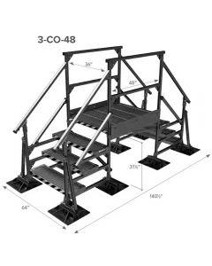Miro 3-CO-48 Pre-Built Crossover Kit