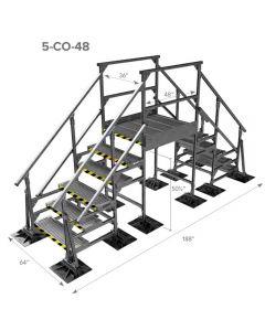 Miro 5 Riser Pre-Built Crossover Kit