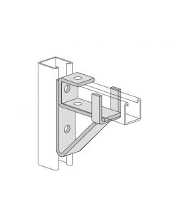 "Bracket for 1 5/8"" Channel (10 piece pack)"