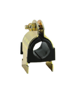 Cush-A-Clamp® Gold Electro-Galvanized Steel