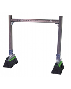 Cush-A-Block Support Adjustable Width Duct Support
