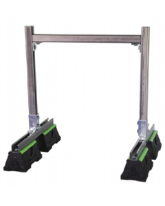 Cush-A-Block Support Fixed Width Duct Support
