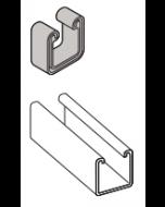 Form Fit Plastic End Caps (Full Carton)